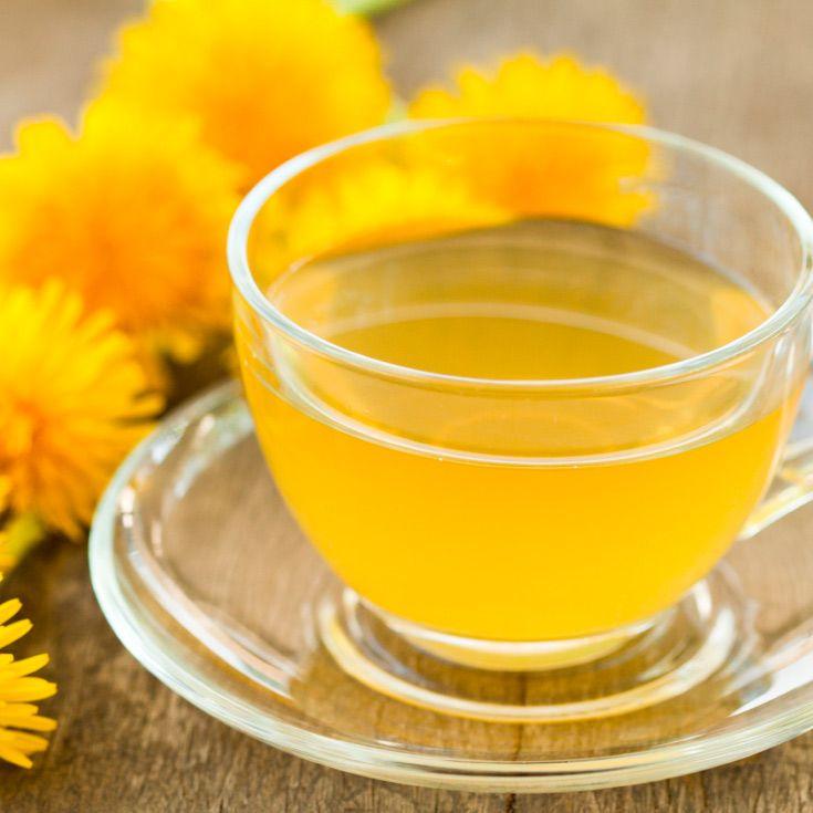 Dandelion Tea for Liver Detox, Healthy Skin                                                                                                                                                                                 More