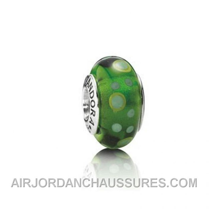 http://www.airjordanchaussures.com/pandora-murano-glass-beads-black-with-green-dots-free-shipping.html PANDORA MURANO GLASS BEADS BLACK WITH GREEN DOTS FREE SHIPPING Only 9,00€ , Free Shipping!