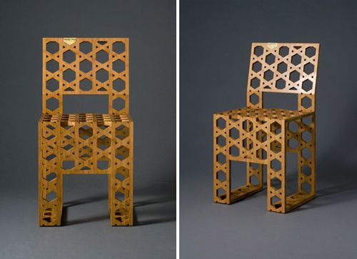 Bamboo Chairs | THE STYLE FILES