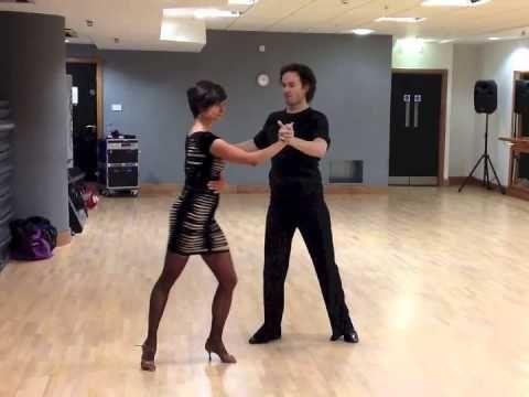 Samba Intermediate Routine Inspiration 2 Dance London - YouTube
