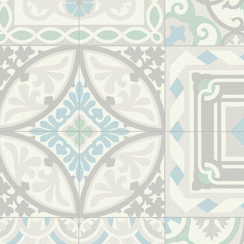 Best Moroccan Style Vinyl Lino Flooring Images
