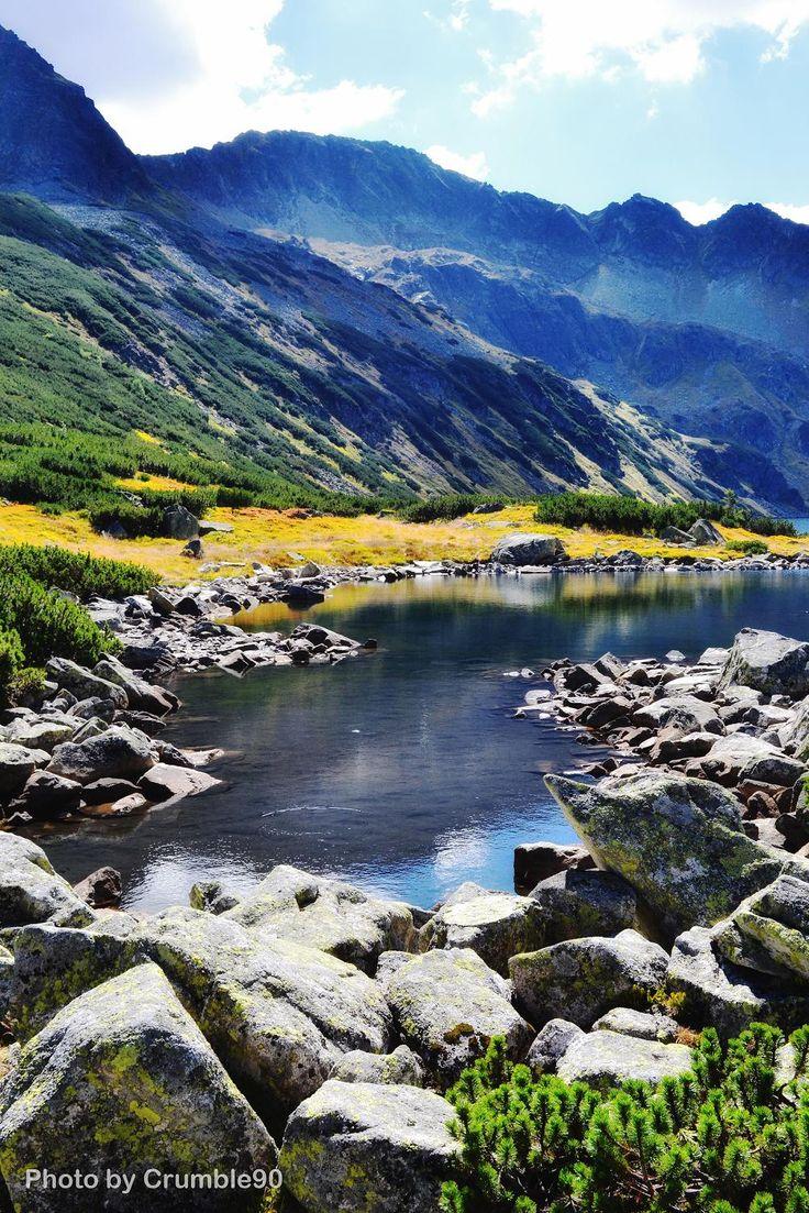 Tatra Mountains- Five Polish Tarns Valley, Poland #mountain #tarn #tatra #landscape #nature