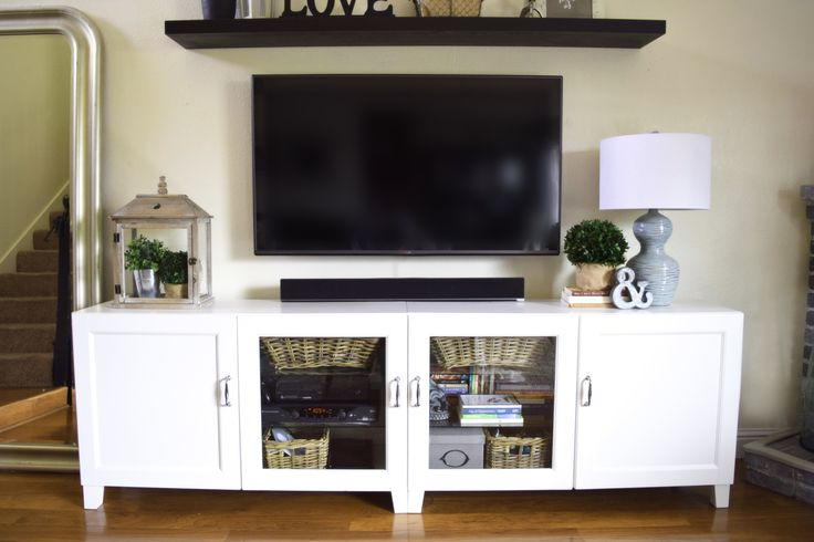 1000 ideas about ikea entertainment center on pinterest for Entertainment cabinets ikea