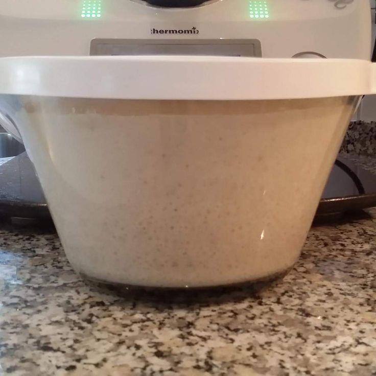Rezept Brötchen nach einem Bäckerrezept von Thermifee - Rezept der Kategorie Brot & Brötchen