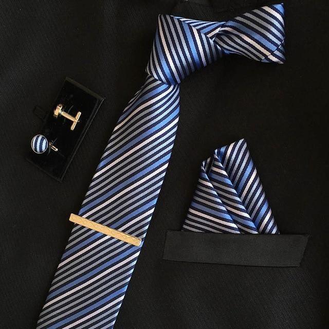 265f6f9fec01 SHENNAIWEI men 8cm fashion brand luxury necktie pocket square wedding mens  pink neck ties silk tie set cufflinks handkerchief