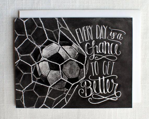 Gift Printable Coach Thank You Card Soccer