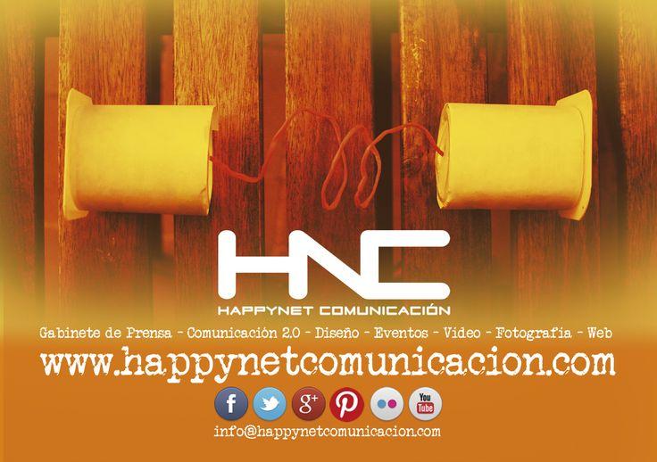 La comunicación, según Happynet