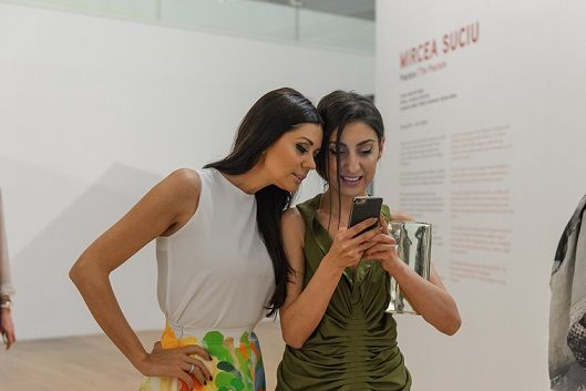 Albertina Ionescu si Laura Hincu