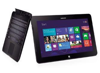 Compare Laptops & Notebooks at PC Magazine - Samsung ATIV SmartPC Pro 700T