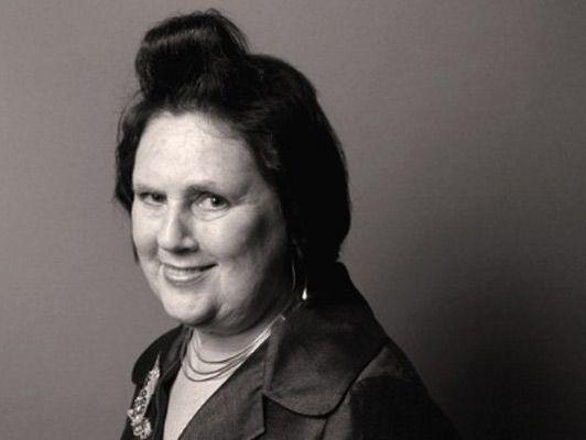 Suzy Menkes OBE