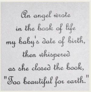 Loss Of A Baby Quotes 4 Images Above Is Part Of The Best Pictures In .