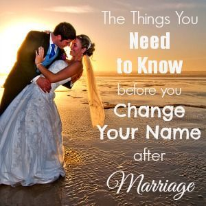 Changing Your Name After Marriage Is Really Not That Hard But There Are Things I
