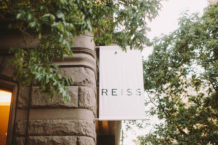 Reiss store