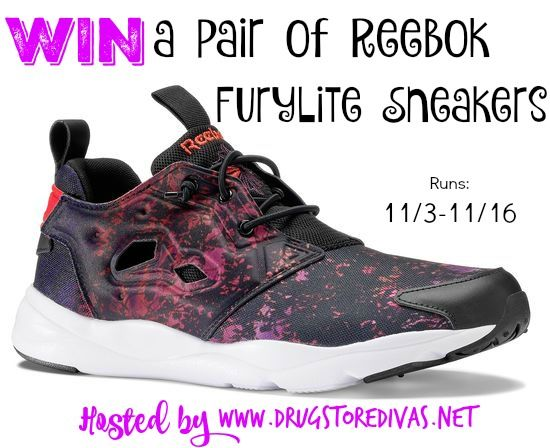 Grab a Pair of Reebok Furylite Sneakers for Your Health