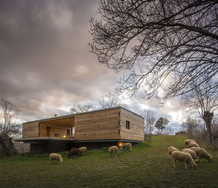 73 best Contemporary Rural images on Pinterest Architecture