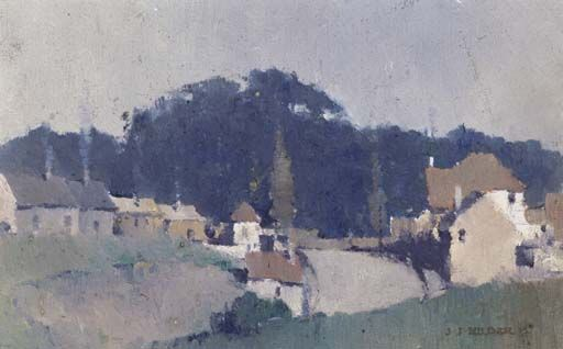 JESSE JEWHURST HILDER (1881-1916)