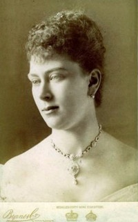 Königin Mary von England, Queen of Britain, nee Princess Teck 1867 - 1953 | Flickr - Photo Sharing!