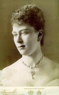 Königin Mary von England, Queen of Britain, nee Princess Teck 1867 - 1953 | Flickr - Photo Sharing!