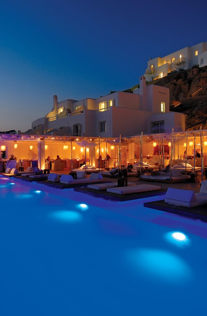 best 25 hotels in mykonos ideas on pinterest mykonos. Black Bedroom Furniture Sets. Home Design Ideas