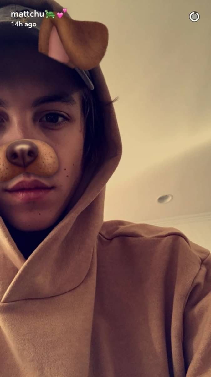 "||Matthew Espinosa|| ""heyo, I'm Matthew, just call me Matt. I'm 20 years old. I'm a father of 1 child. His name is Charlie, I love him with all my heart. He does not have a mom. The mother died right after he was born. I kept him safe. I like to play around with him. I'm really thinking about getting a puppy"" I chuckle. ""I like to watch sports and Charlie does too! He gets to into the game... Wait, I think that's me actually."" I laugh. ""Anyways he is the only one I have. So no one will ever…"