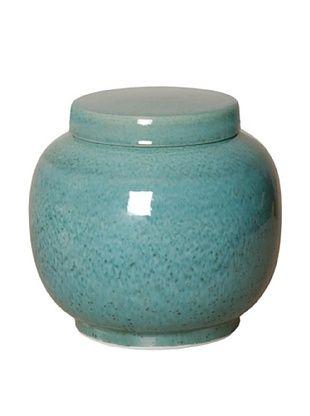48% OFF Emissary Lantern Temple Jar, Lagoon Speckle