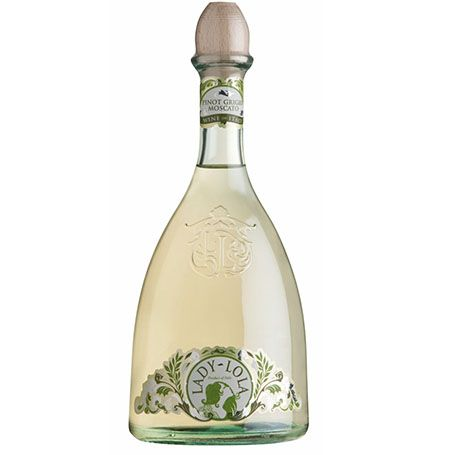 Lady Lola Pinot Grigio Packaging Dion Label Printing On