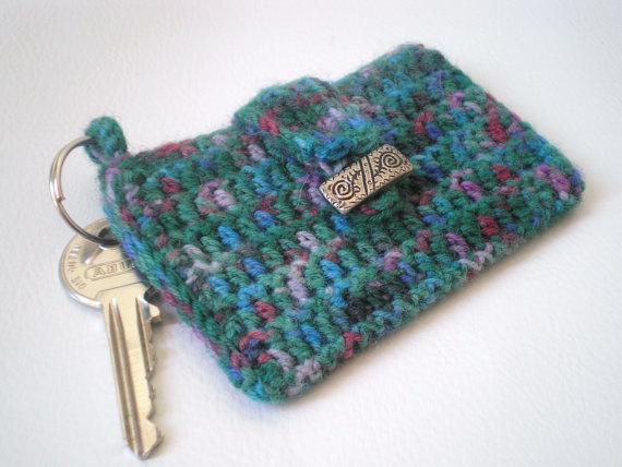 57 besten Crochet Key Rings,Key Cozy Bilder auf Pinterest | Häkeln ...