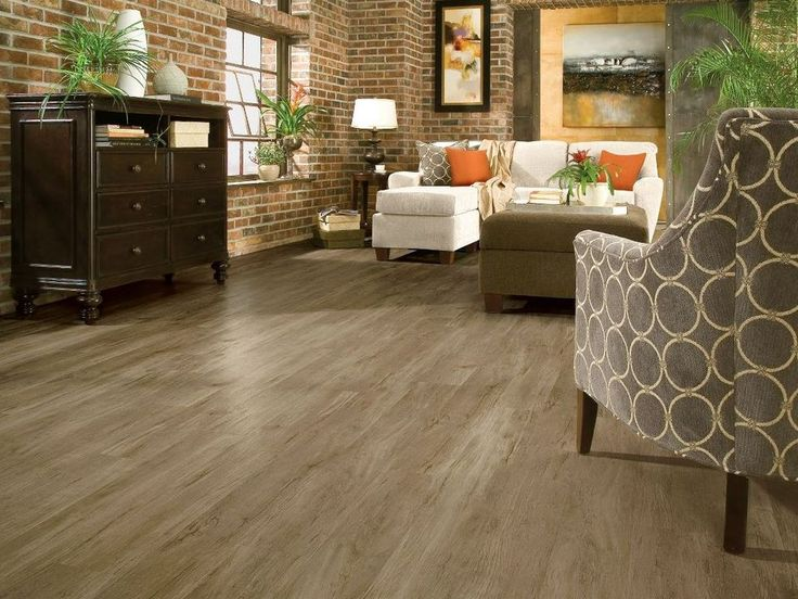 Armstrong Luxe Vinyl Plank Flooring