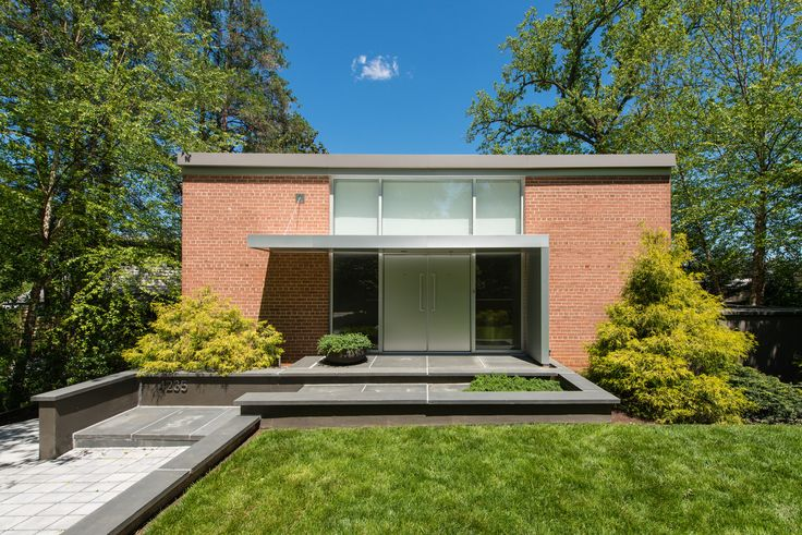 Snag This Rare International Style Home in Washington, D.C. - Dwell
