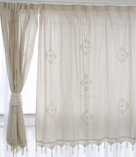 1000 Ideas About Cafe Curtains Kitchen On Pinterest