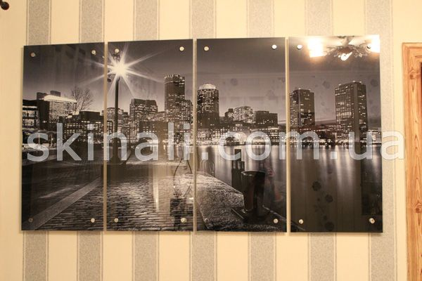 картины с фотопечатью на стекле skinali.com.ua