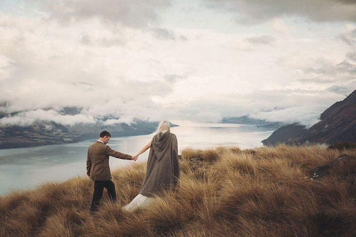 A Majestic Middle-earth Elopement In New Zealand - Weddbook