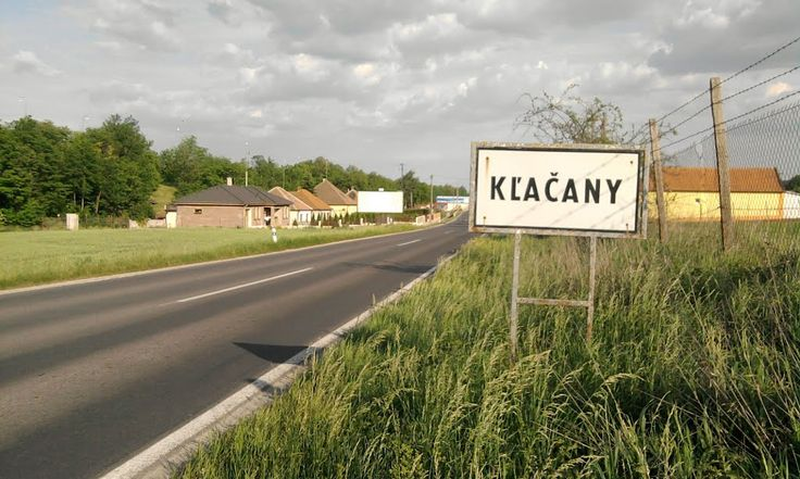 obec Kľačany