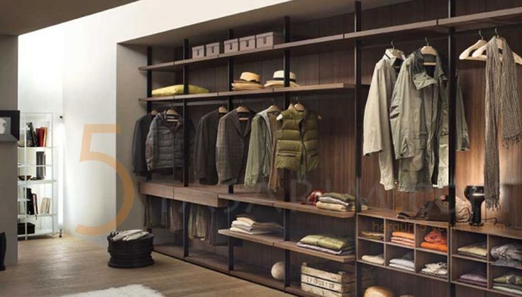 mağaza tipi giyinme odası