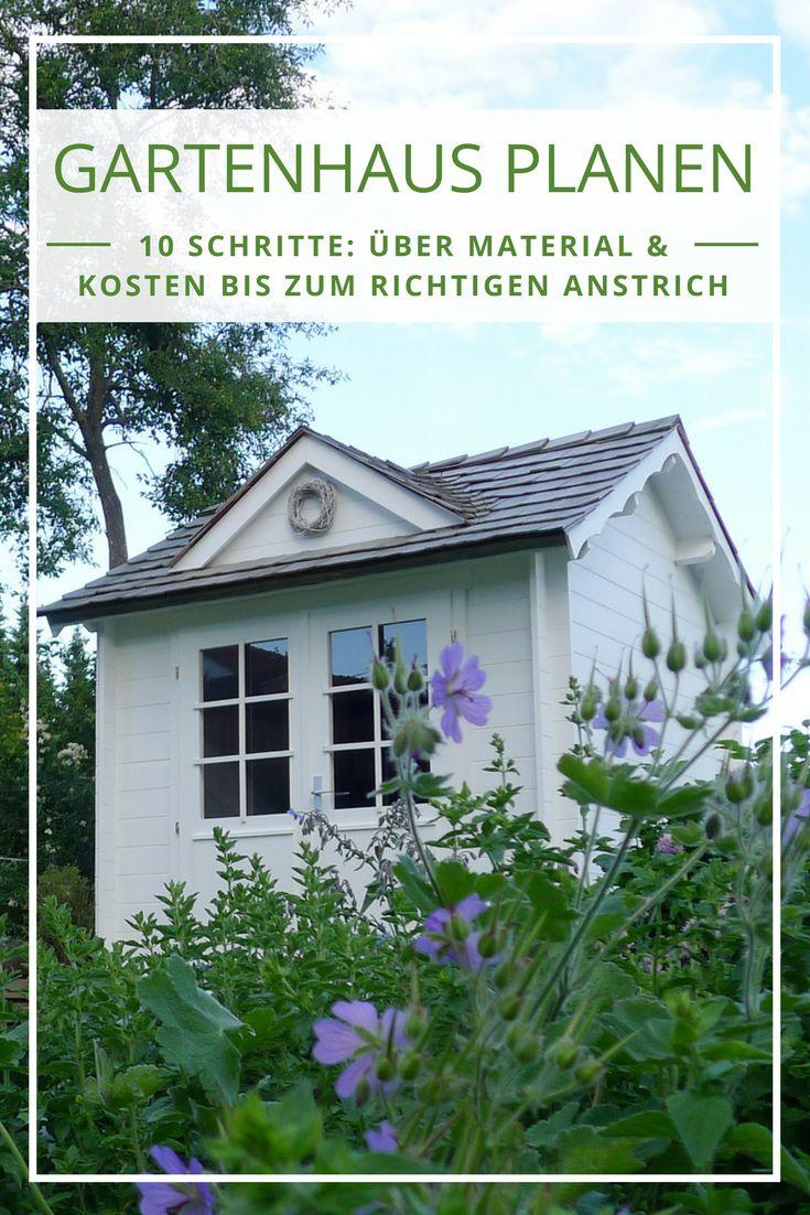 30 besten gartenhaus selber bauen bilder auf pinterest. Black Bedroom Furniture Sets. Home Design Ideas