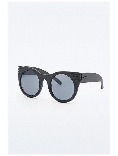 Minkpink Up And Away Sunglasses in Black www.sellektor.com