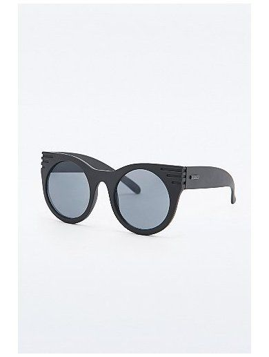 Minkpink Up And Away Sunglasses in Black www.sellektor.com