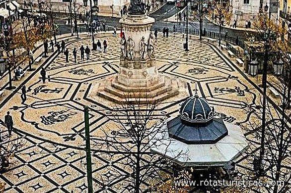 Quiosque de Refresco – Praça Luís de Camões, Lisboa, Lisboa ...