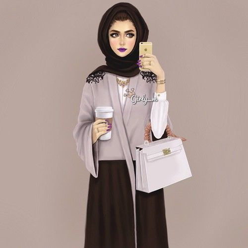 How To Look Fashionable With Hijab Fashion Outfit - New model hijab styles are present every time. This seems directly proportional styles are present every