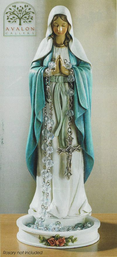Madonna Rosary Holder : Online Catholic Store