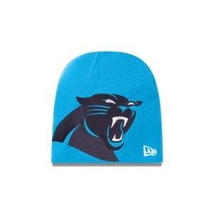 Carolina Panthers Blue Beanie