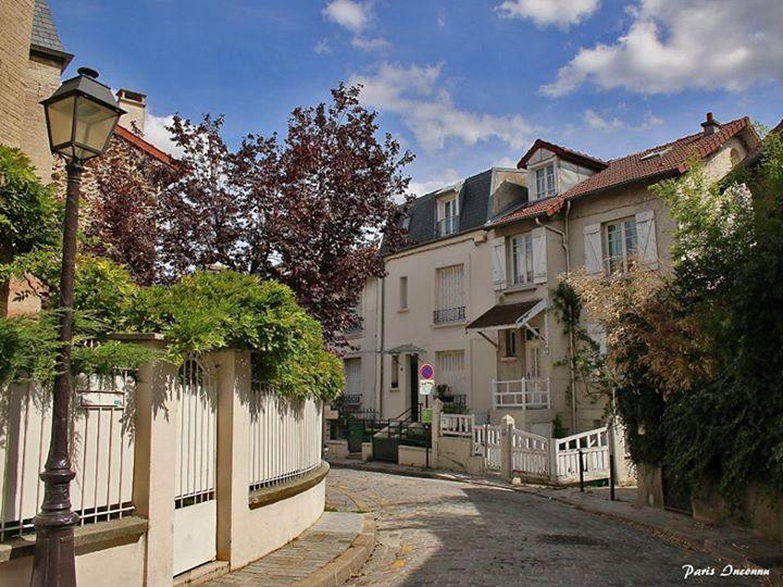 Rue Irénée Blanc, Paris20e