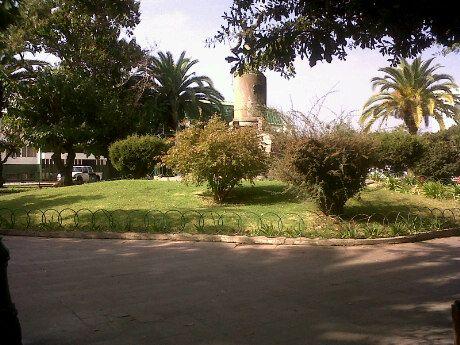 Plaza Manuel Rodriguez en San Fernando, Chile, Región de O'higgins