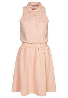 Sukienka letnia - pomarańczowy