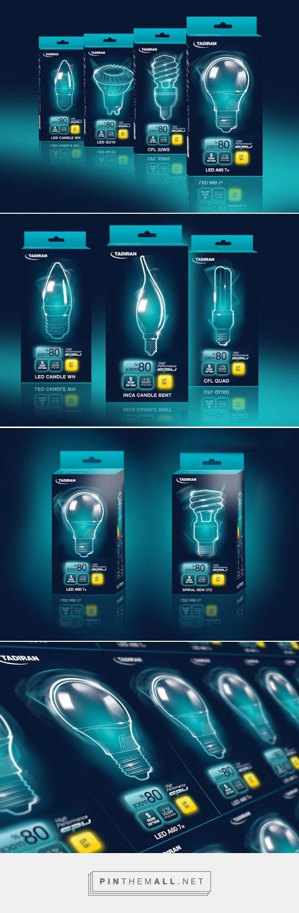 Tadiran Lighting #packaging #design