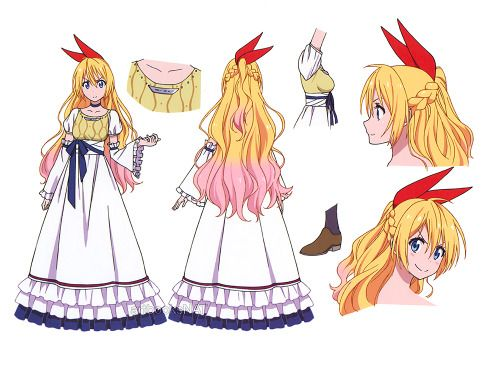 Character Design Nisekoi : Best images about nisekoi false love on pinterest