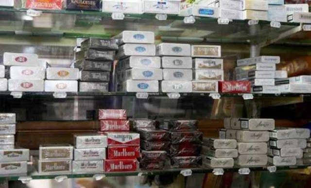 Νέα αύξηση στα τσιγάρα, αλλά τα έσοδα φόρων μειώνονται!