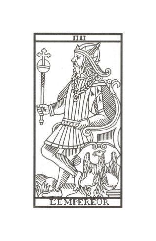 El Emperador Tarot de Marsella de Jodowrosky