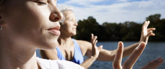 3 simple ways to relieve tension with TAI CHI
