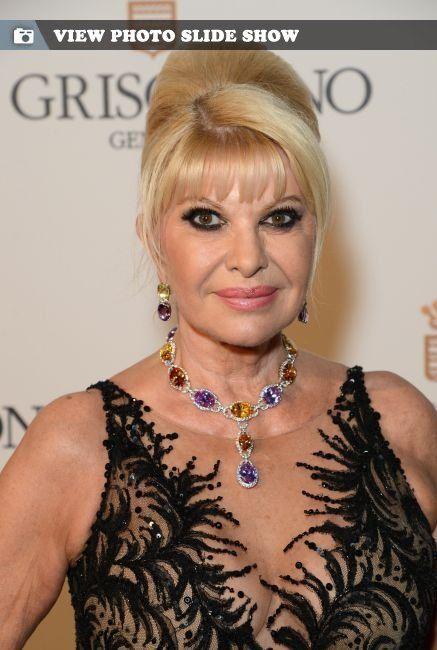 Ivana Trump, if i look like this at 65 ill be happy! :)